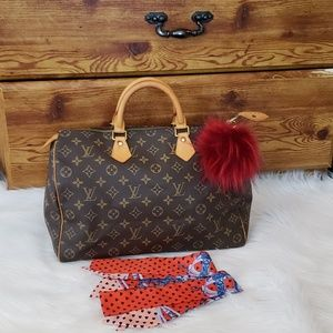🎀🍀STUNNING🍀🎀LOUIS VUITTON SPEEDY 35